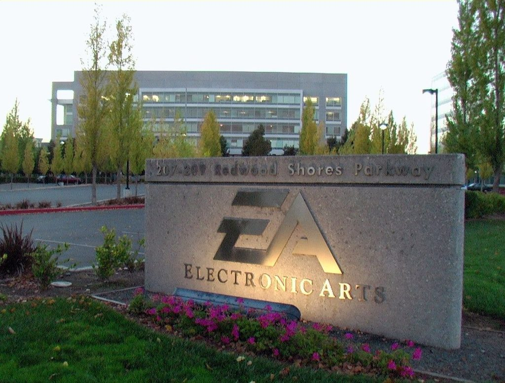headquater of ELECTRONIC ARTS