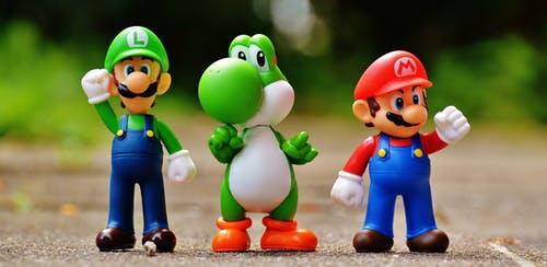 The story of A super Mario bros 3