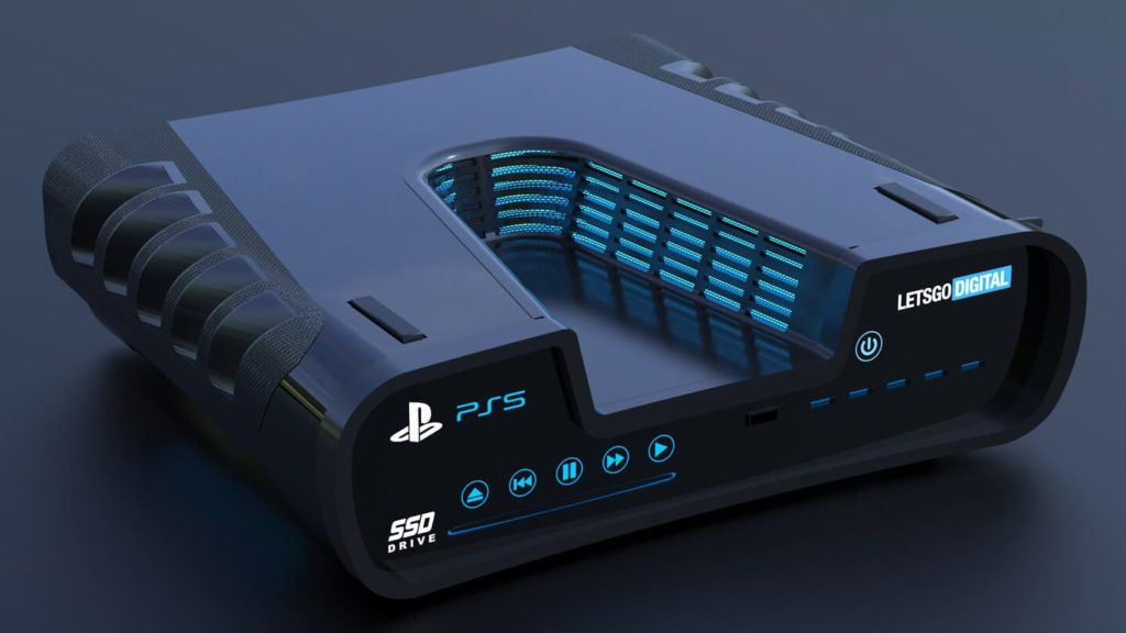 THIS IS THE IMAGE OF PS5: IS IT ENOUGH