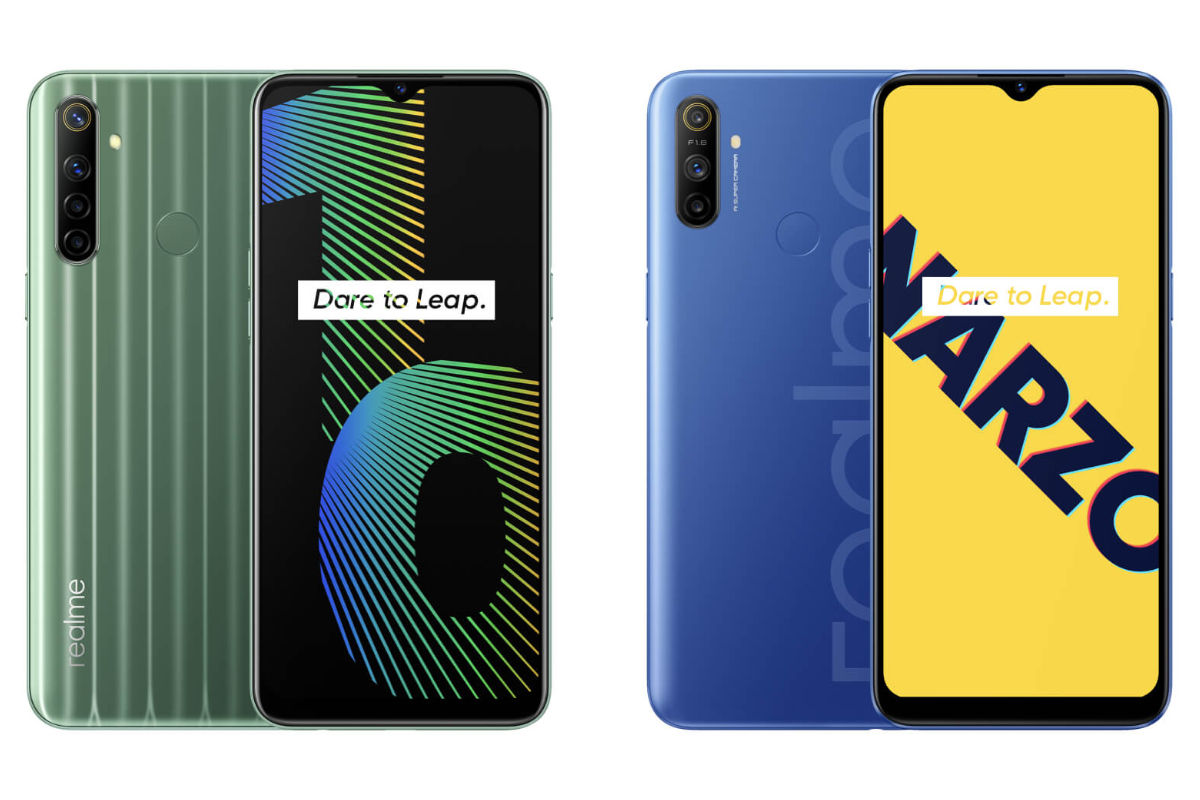 Realme Narzo 10,10A Now on Sale in INDIA Today: Check price,details