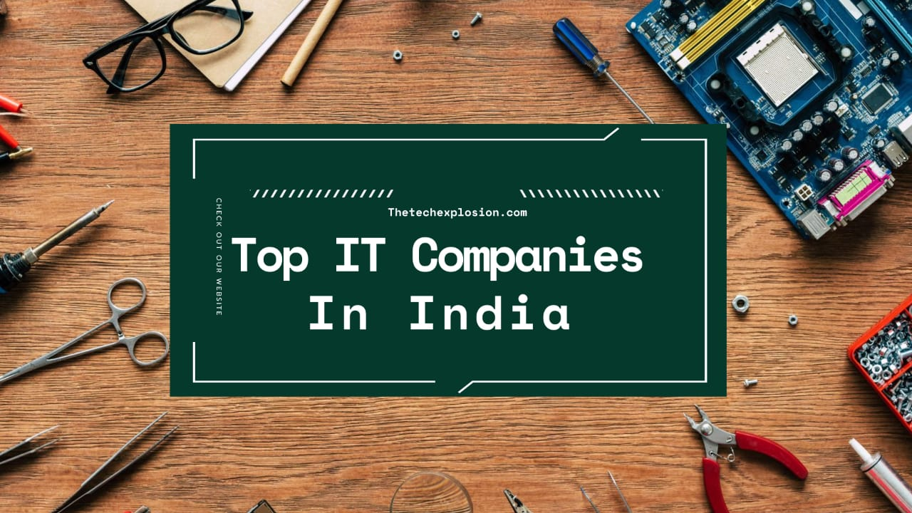 Top IT Companies in India 2020